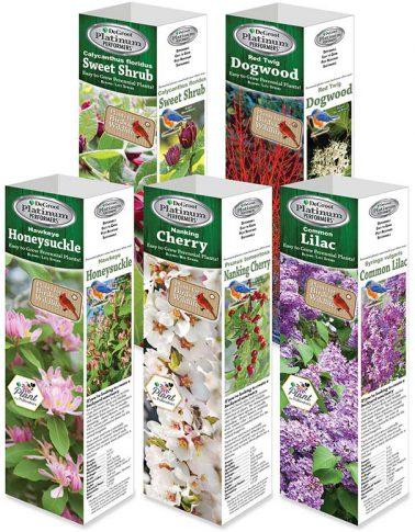 BW025 Plants For Birds Wildlife Web